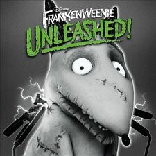 Frankenweenie Unleashed! [Digipak] Halloween fun (CD, Sep-2012)  BRAND NEW