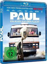 PAUL, Ein Alien auf der Flucht (Simon Pegg, Nick Frost) Blu-ray Disc NEU+OVP
