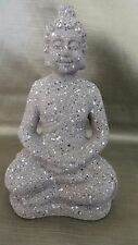 Grey Ceramic Buddah Table Decoration