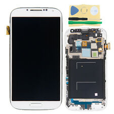 For Samsung Galaxy S4 i545 L720 LCD Touch Digitizer Screen & Frame Assembly