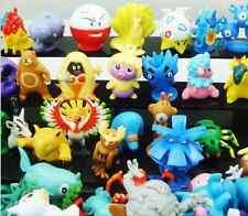 Lote de 72 figuras POKEMON NINTENDO 3DS POKEMON GO LUNA SOL