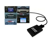 USB SD AUX en adaptador audi a2 a3 8l 8p a4 b5 b6 b7 cambiador de CD, mp3 8-20 pin