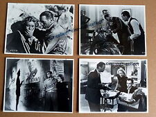 DOUGLAS FAIRBANKS JR, GLYNIS JOHNS * 4 PRESSEFOTOS 15x12cm STILLS  LOT 1950er