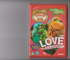 JIM HENSONS DINOSAUR TRAIN LOVE AND FRIENDSHIP DVD KIDS 7 EPISODES