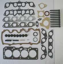 HEAD GASKET SET & BOLTS FORD ESCORT FIESTA 1.6 RS TURBO RS1600 CVH VRS