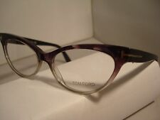 AUTH NEW TOM FORD EYEGLASSES 5317 VIOLET GRADIENT 063 USA SELLER IN STOCK