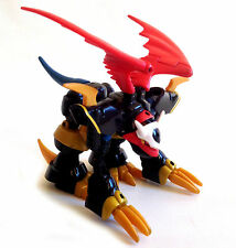 "DIGIMON Manga Anime Toy IMPERIALMON 6"" figure 99% COMPLETE, VERY RARE,pokemon"