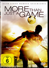 "DVD - "" More than just a GAME "" (2007) - Merlin Balie - Presley Chweneyagae"