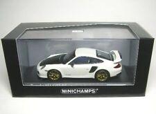 PORSCHE 911 (997 II) GT2 RS (BLANCHEUR / OR WHEELS ) 2010