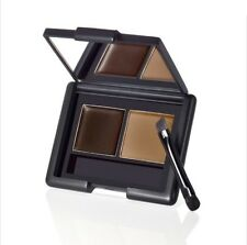 E.L.F Cosmetics Makeup Studio Eyebrow Kit - Gel Powder Dark Make up Elf E67