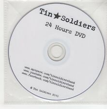 (GH967) Tin Soldiers, 24 Hours - 2010 DJ DVD