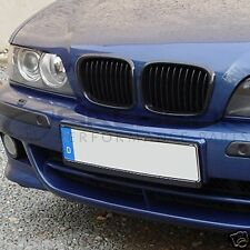 Grill Kidney black shiny 5 series_ BMW E39 Touring salberk XL Look