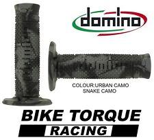 TM 85 MX / Enduro  Urban Camo Domino Snake Camo Grips