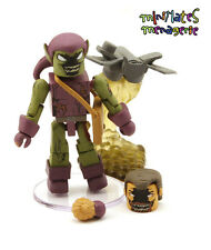 Marvel Minimates Zombies Villains # 1 Green Goblin