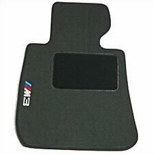 BMW OEM Black Carpet Floor Mats w/Heel Pad 2007-2013 E92 M3 Coupes 82112293533