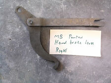 Mercedes Benz Ponton Right Hand Brake Lever inside drum parking Handbremse rear