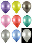 "12"" Latex Pearlised Good Quality Decoration Party Birthday Wedding Balloons"