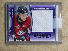 11-12 ITG Heroes & Prospects Top Prospects Jersey Black RYAN STROME