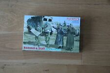 Dragon 1/35 Rommel and Staff