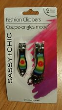 Fashion Clippers-Sassy + Chic- 2 Pieces