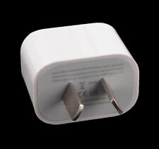 2A Plug USB Wall Charger Power Adapter for iphone 6 Plus/6/5S/5/4/4S/ipad
