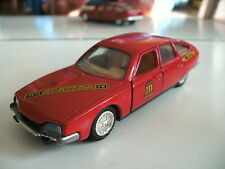 "Joal Citroen CX Palas ""Montesa"" in Red on 1:43"
