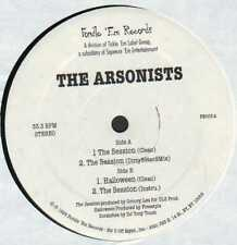 "★★12"" US**THE ARSONISTS - THE SESSION / HALLOWEEN (FONDLE 'EM REC. '96)★★8889"
