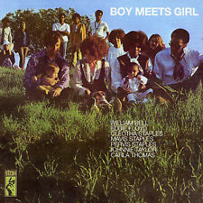 Various-Boy Meets Girl CD NEW
