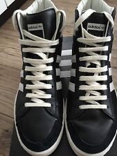 New Ultra Rare Adidas Originals High-Top Trainers UK 7 1/2 German Import.