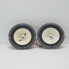 Drivers from Akai SW-35 Jet Stream Speakers 12F-35  Full Range Speakers
