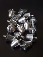 Rugby union aluminium rivets 18mm x 16 argent