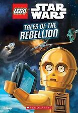 Lego Star Wars: Tales of the Rebellion 3 by Ace Landers (2016, Paperback)
