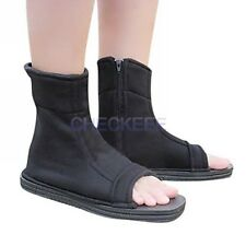 Cosplay Shoes Inspired by Naruto Ninja Black Anime accessories