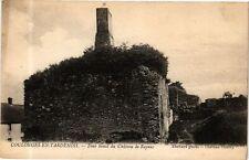 CPA Coulonges en Tardenois - Four banal du Chateau de Raynac (280170)