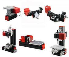 6 en 1 Bricolage Outil Mini machine matériau métallique multifonction / bois tour modelmakin