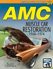 *NEW* S-A 318 AMC Javelin, AMX, and Muscle Car Restoration, 1968-1974