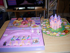 Mattel Barbie The Princess And the Pauper Game - C0591 - Complete