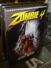 Zombie 4: After Death (DVD) Claudio Fragasso, Jeff Stryker, Candice Daly, NEW!