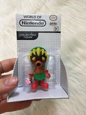 World of Nintendo DEKU LINK Action Figure SEALED Jakks Pacific 2.5 Inch Zelda