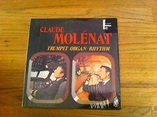 Claude Molenat Trumpet Organ Rhythm SRV-319 SD Vintage Record album LP Classical
