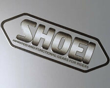 (Tuning) - Sticker Decal REFLECTIVE - SHOEI (x2) /9x3cm /ORIGINAL PRODUCT /JAPAN