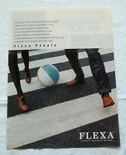 A396-Advertising Pubblicità-2000-FLEXA FRATELLI ROSSETTI DESIGN - CALZATURE