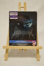 Mary Shelley's Frankenstein (Blu-ray + Ultraviolet Kopie) Steelbook