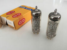 2 Stück Philips E83F - Gold Pin Driver Tubes for Shindo 300B Richebourg