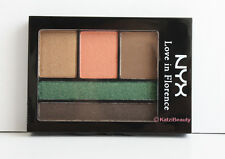 NYX EAT, LOVE, BE FAB  Eyeshadow Palette-Love In Florence Collection LIF02