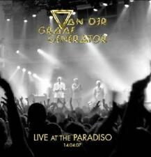 Van Der Graaf Generator - Live At The Paradiso 2007   2CDs  NEU