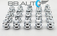 20 CHROME LUG NUT COVERS CAPS 1994-2005 CHEVROLET S10 BLAZER GMC JIMMY SONOMA