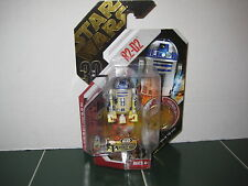 Star Wars R2-D2 Figure with  GOLD Coin Ultimate Galactic Hunt Revenge of Sith