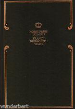 *- Nobelpreis für LITERATUR 1921-1923 - FRANCE/Benavente/YEATS gebunden