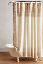 NWT Anthropologie Misona Shower Curtain